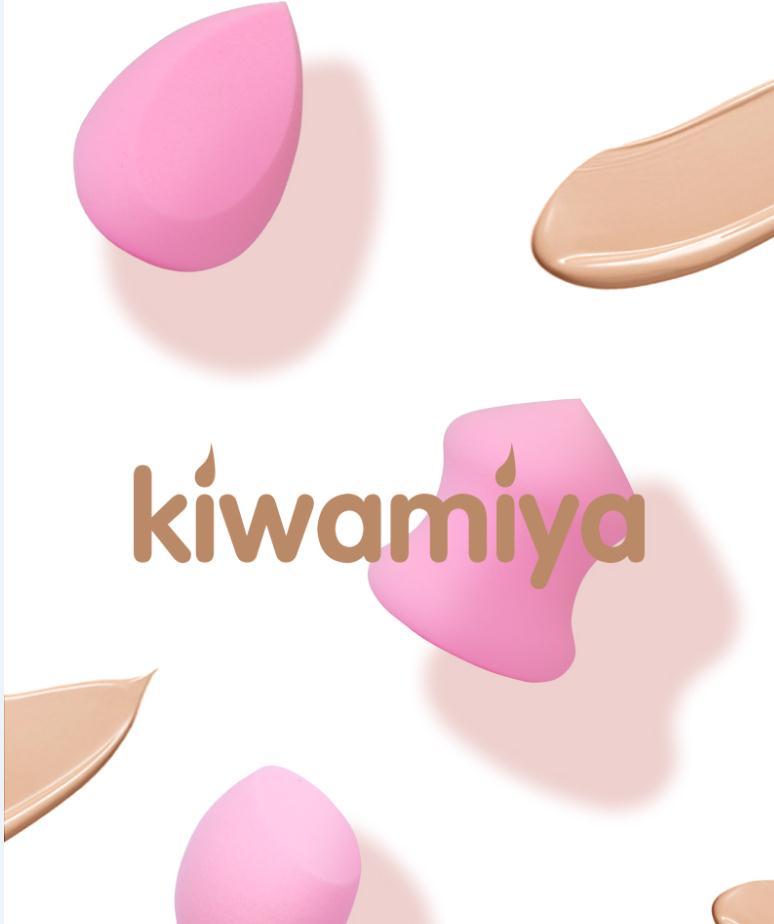 日本KIWAMIYA美妆蛋三个装