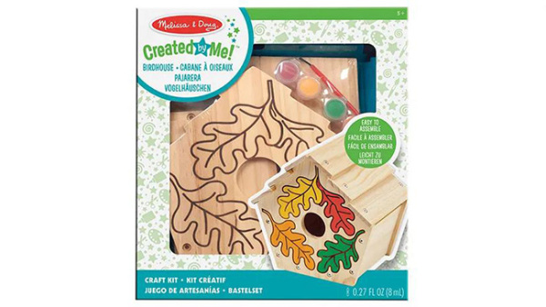 Birdhouse Wooden Craft Kit.jpg